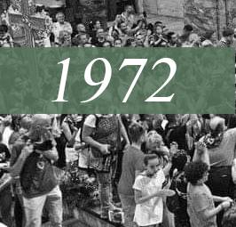 Vittoria anno 1972 Contrada San Domenico