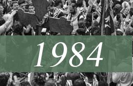 Vittoria anno 1984 Contrada San Domenico