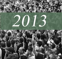 Vittoria anno 2013 Contrada San Domenico