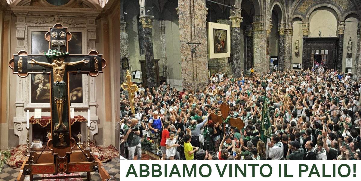 San Domenico vincitore palio Legnano 2019